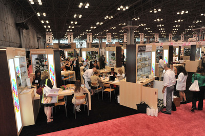 New SPLASH! on Fragrance Pavilion at leading Beauty and Personal Care Event, HBA Global in New York, to Spotlight Innovative Fragrances, Perfumes and Scented Products.  (PRNewsFoto/HBA Global)