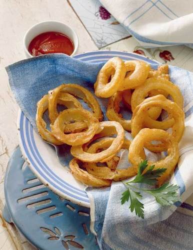 Best Ever Onion Rings (PRNewsFoto/National Onion Association)