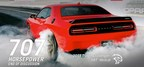 The 2015 Dodge Challenger SRT Hellcat has set the automotive world on fire with its 707-horsepower rating and incredible speed. (PRNewsFoto/South Oak Dodge)