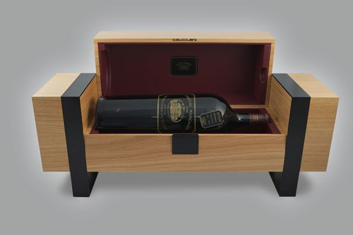 Chateau Margaux 2009 Balthazar - Inside Case