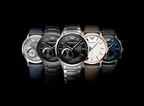 Emporio Armani Enters The World Of The Connected And Launches A Hybrid Smartwatch