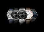 Emporio Armani fait son entrée dans le monde du connecté et lance une montre hybride
