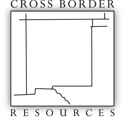 Cross Border Resources, Inc. logo.  (PRNewsFoto/Cross Border Resources, Inc.)