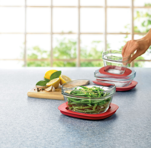 Rubbermaid Revitalizes Glass Food Storage Category with Innovative Solutions to Solve Consumer