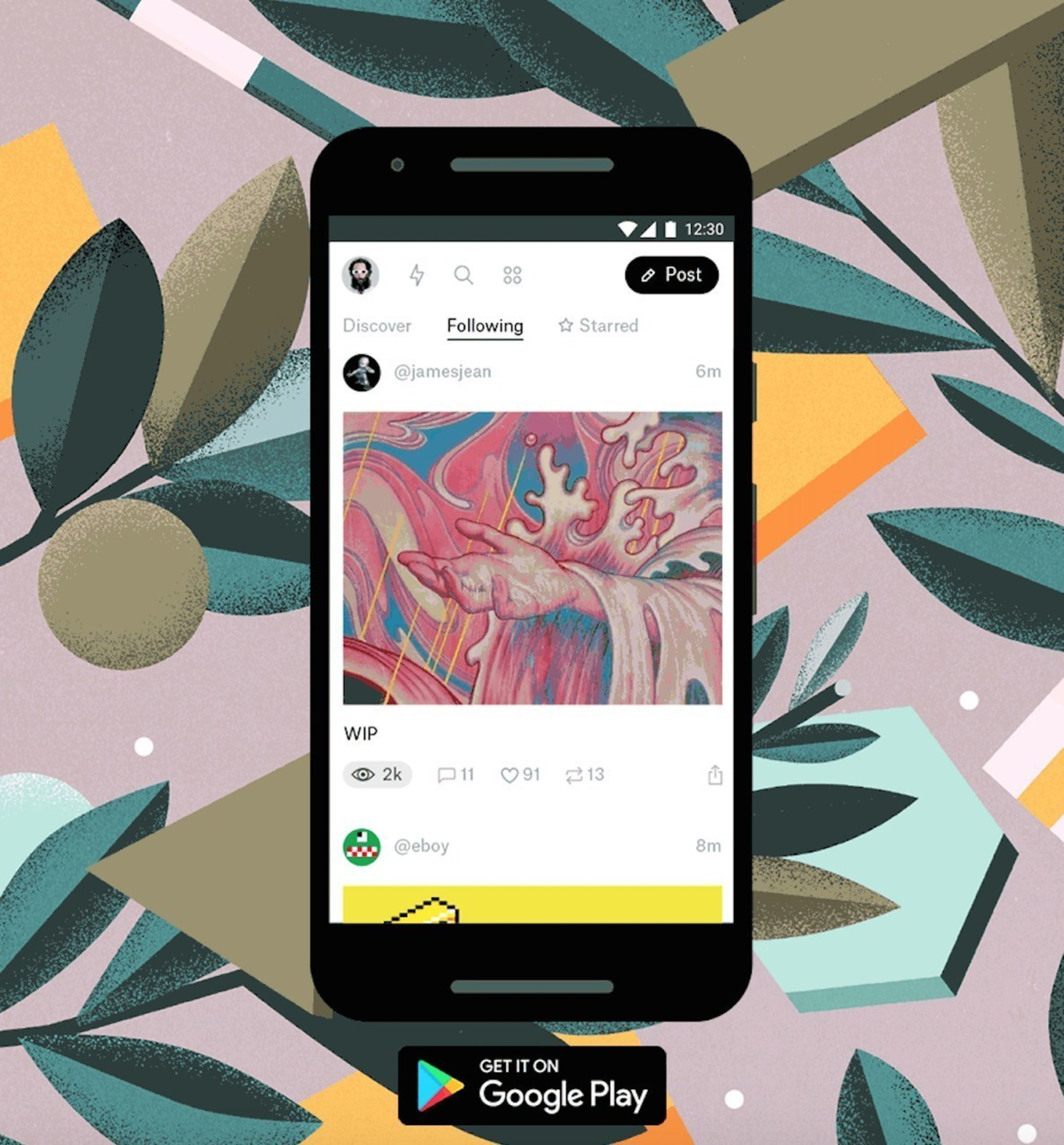Ello releases Android App