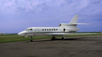 flyADVANCED charter Falcon 50EX