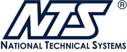NTS logo. (PRNewsFoto/NATIONAL TECHNICAL SYSTEMS)