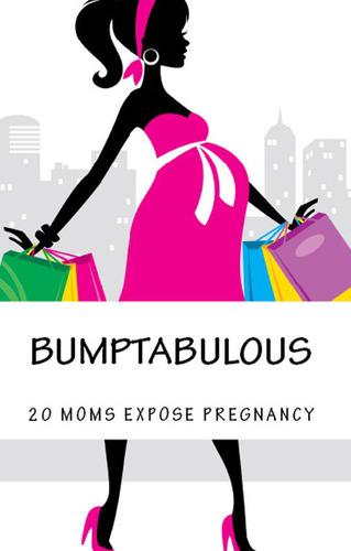 Bumptabulous, hilarious pregnancy book.  (PRNewsFoto/Alinka Rutkowska)