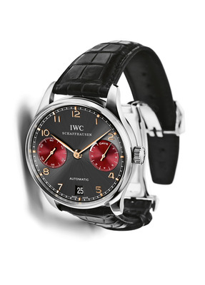 """IWC Portuguese Automatic Edition """"TRIBECA FILM FESTIVAL 2013"""" ONE OUT OF ONE"""