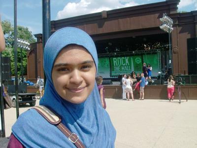 Hareem, Girl Scouts Speak Out Winner