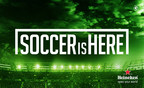 Heineken® Taps Google to Power The Ultimate Bar and Venue Finder for Soccer Supporters in the NYC Area