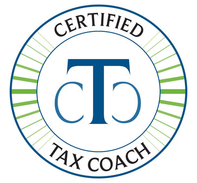 Certified Tax Coaches logo. (PRNewsFoto/The American Institute of Certified Tax Coaches) (PRNewsFoto/THE AMERICAN INSTITUTE...)