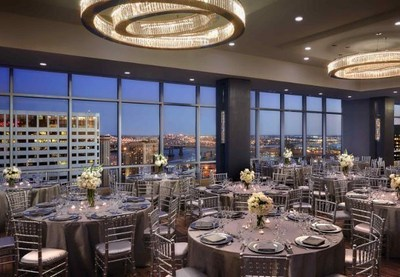 New Orleans Marriott has launched its #MarryMeNolaContest to give one lucky couple a 200-person wedding reception in the lavish Riverview Ballroom. The contest is open midnight Jan. 15 through 11:59 p.m. Feb. 15, 2016. For information, visit www.marriott.com/MSYLA or call 1-504-581-1000.