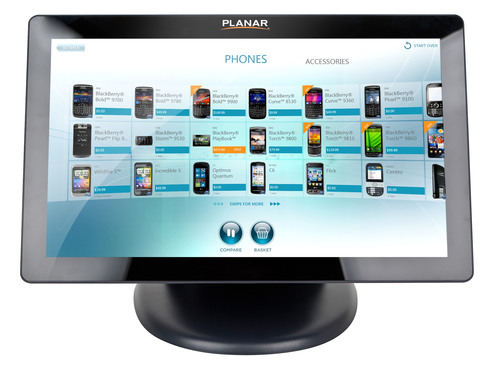iQmetrix and Planar Systems Partner to Deliver Interactive Retail Solutions for the Growing Mobile Reseller ...
