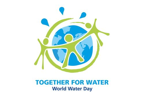 World Water Day Logo (PRNewsFoto/Nestle Waters)