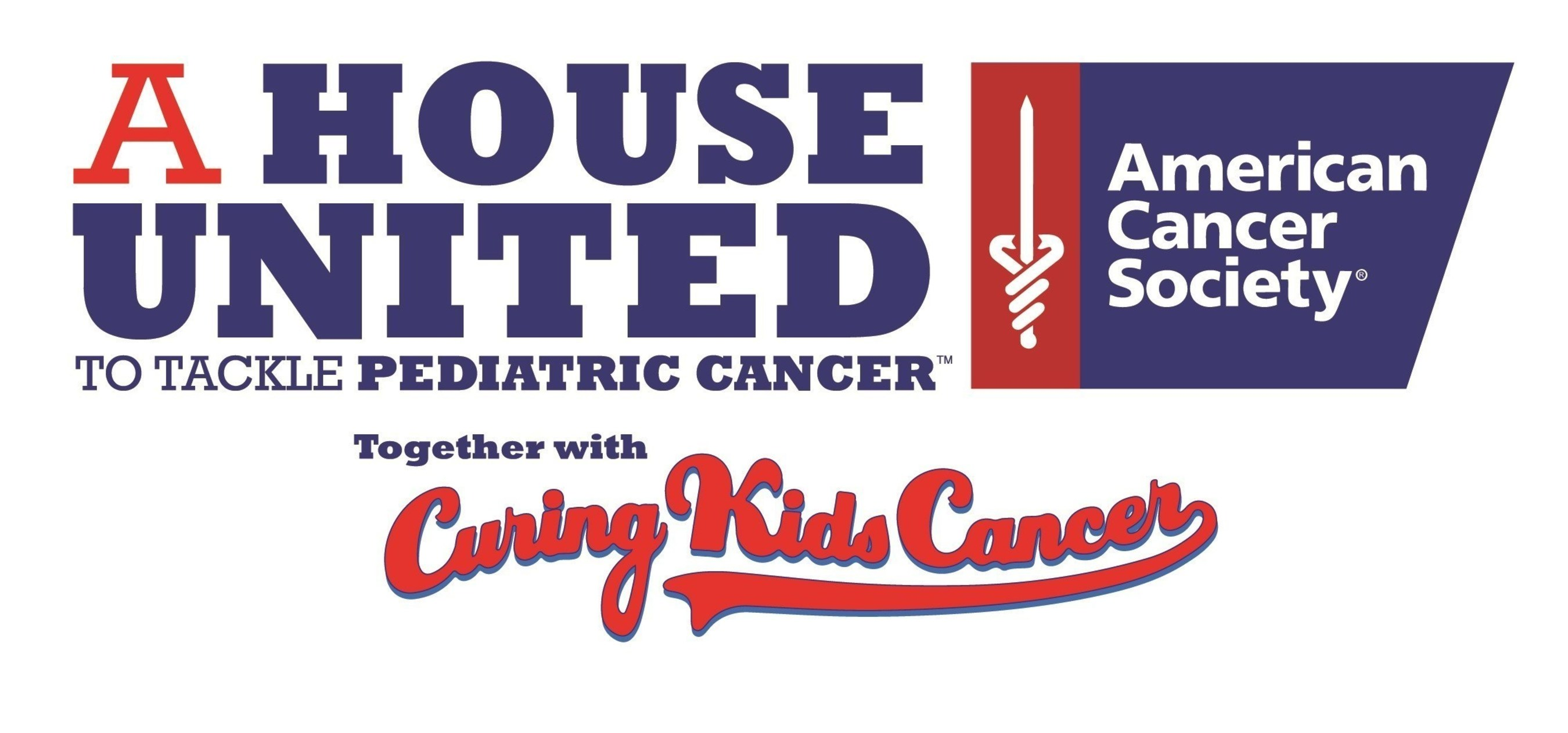 A_House_United_to_Tackle_Pediatric_Cancer____American_Cancer_Society_Logo