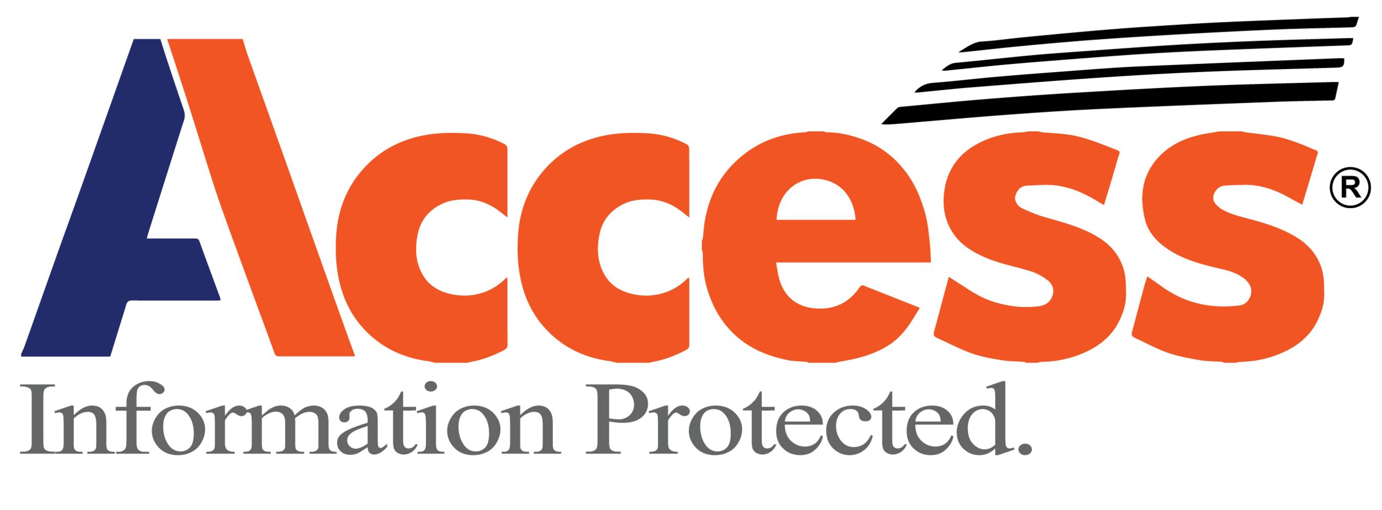 Access Company Logo.