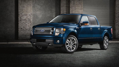 New 2014 Ford F-150 in Cincinnati, OH at Mike Castrucci Ford of Milford.  (PRNewsFoto/Mike Castrucci Ford of Milford)