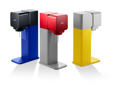 SodaStream Play Mixed and Matched.  (PRNewsFoto/SodaStream International Ltd.)