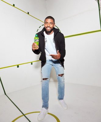 Kyrie Irving joins the DEW lineup