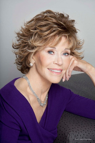AFI to honor Jane Fonda with its 42nd AFI Life Achievement Award in 2014. Photo courtesy of Firooz Zahedi.  ...