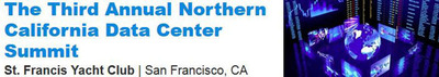 More than 400 are expected to attend The Third Annual Northern California Data Center Summit on April 10 in San Francisco, the region's premier market intelligence and networking event. The summit's 50 speakers and 13 panel discussions will bring special focus to data center real estate and technology infrastructure opportunities in San Francisco, Silicon Valley and emerging western markets. (PRNewsFoto/CAPRATE Events, LLC)