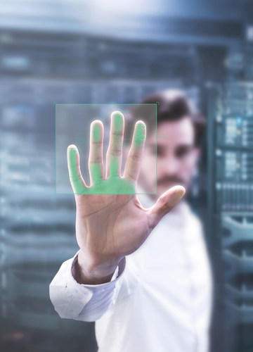 DERMALOG is Germany's largest Multi-Biometric supplier: The company's Fingerprint Identification System is part of an efficient Identity Management (PRNewsFoto/DERMALOG Identification Systems)