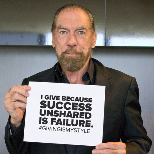 Paul Mitchell Co-Founder and Chairman of the Board, John Paul DeJoria (PRNewsFoto/John Paul Mitchell Systems)