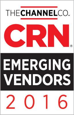 CRN Emerging Vendors 2016