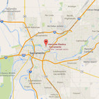 Interstate Plastics, located at 330 Commerce Cir Sacramento, CA 95815 (PRNewsFoto/Interstate Plastics)