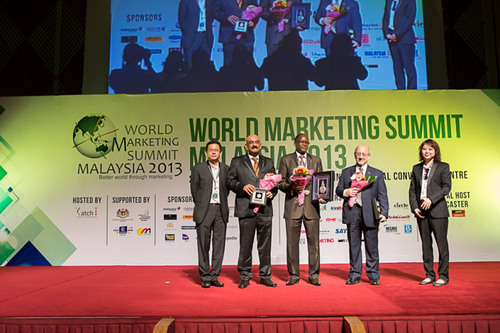 New Paradigm of Public-private-purpose Partnerships Take Centerstage at world Marketing Summit