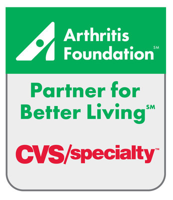 CVS/specialty and Arthritis Foundation(SM), Partner for Better Living(SM) logo
