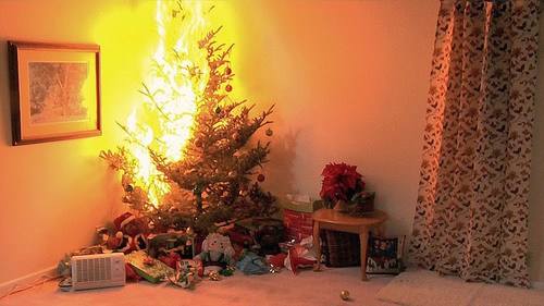 Twelve Fire Horrors of the Holidays