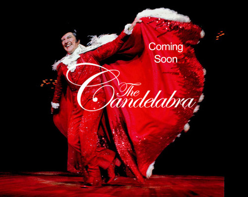 The Candelabra Supper Club in Las Vegas, a Tribute to Liberace. Opening September 2014. Join the Campaign at: https://www.indiegogo.com/projects/the-candelabra-supper-club-a-tribute-to-liberace-and-a-new-icon-in-las-vegas/set_up.   (PRNewsFoto/The Candelabra)