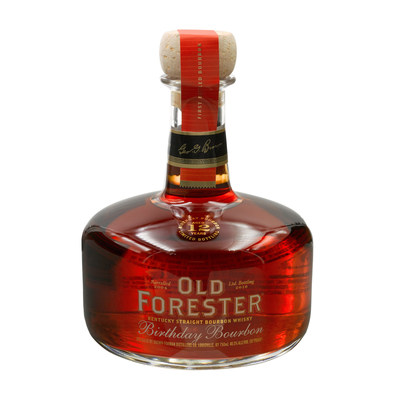 Old Forester Kentucky Straight Bourbon Whisky releases 2016 Birthday Bourbon product at 97 Proof. This release will soon be available nationally in very limited quantities.