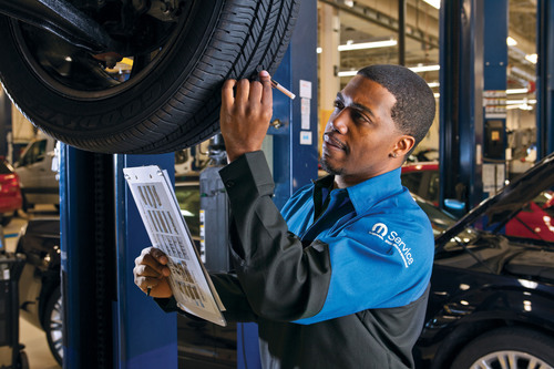 Mopar is Chrysler Group LLC's service, parts and customer-care brand.  (PRNewsFoto/Chrysler Group LLC)