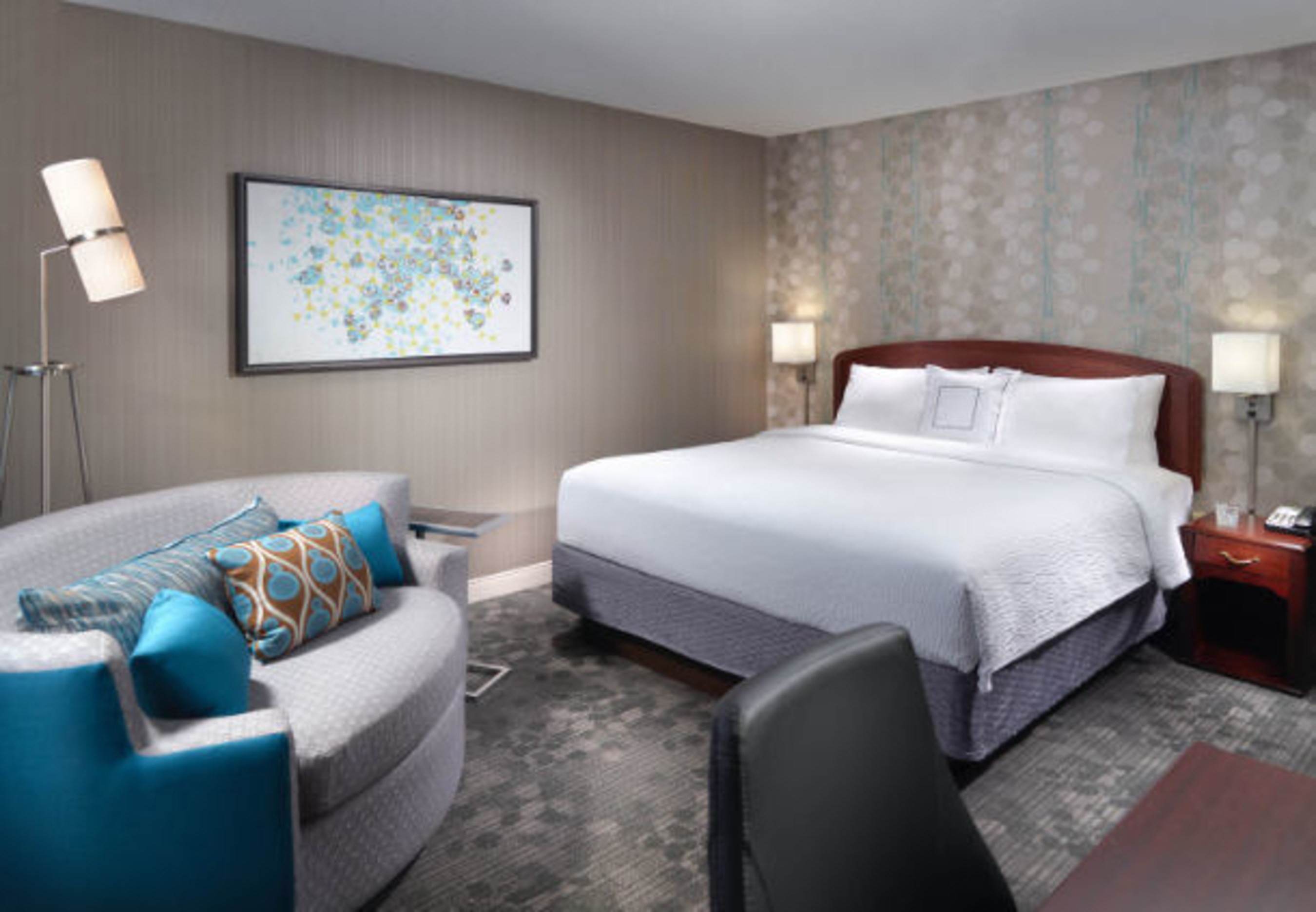 Courtyard Atlanta Alpharetta is offering its special Shopping Worth Bragging About! Package that includes accommodations starting at $104 per night plus a $25 American Express gift card. The deal also includes breakfast for two at The Bistro - Eat. Drink. Connect. For information, visit www.AlpharettaCourtyard.com or call 1-678-366-3360.