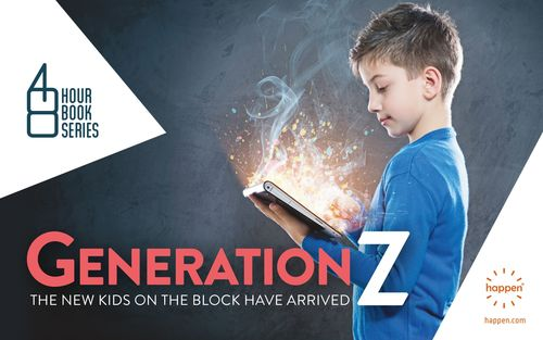 Everything you need to know about marketing to Generation Z: The new kids on the block (PRNewsFoto/Happen)
