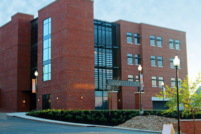University of Tennessee and John Tickle Dedicate New Engineering Building