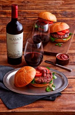 Find Alamos Wines on Facebook (PRNewsFoto/Alamos Wines)