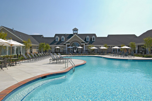 Symphony Village Clubhouse, named by NAHB 50 Housing Council as the Best 50 Clubhouse (over 6,000 square feet),  ...