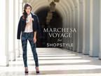Marchesa Voyage for ShopStyle (PRNewsFoto/ShopStyle)