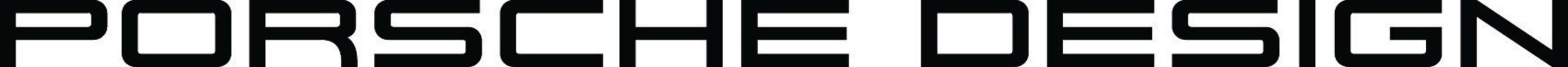 Porsche Design Logo.