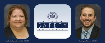 New Patient Safety Liaisons for the Southeast Region of Pennsylvania.