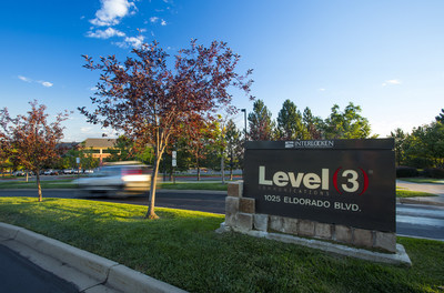 Level 3 Communications' global headquarters in Broomfield, Colorado