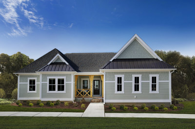 Heritage D new model home on display at Wilmington Model Home and Display Center at 10 Edgewood Lane NEWinnabow N.C. 28479. Also on display is state of the art Design Studio for a one-stop shopping experience and a second model home the Monroe B