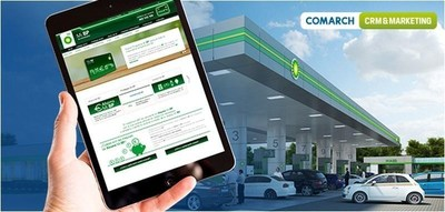BP and Comarch collectively embracing emerging consumer needs (PRNewsFoto/Comarch) (PRNewsFoto/Comarch)