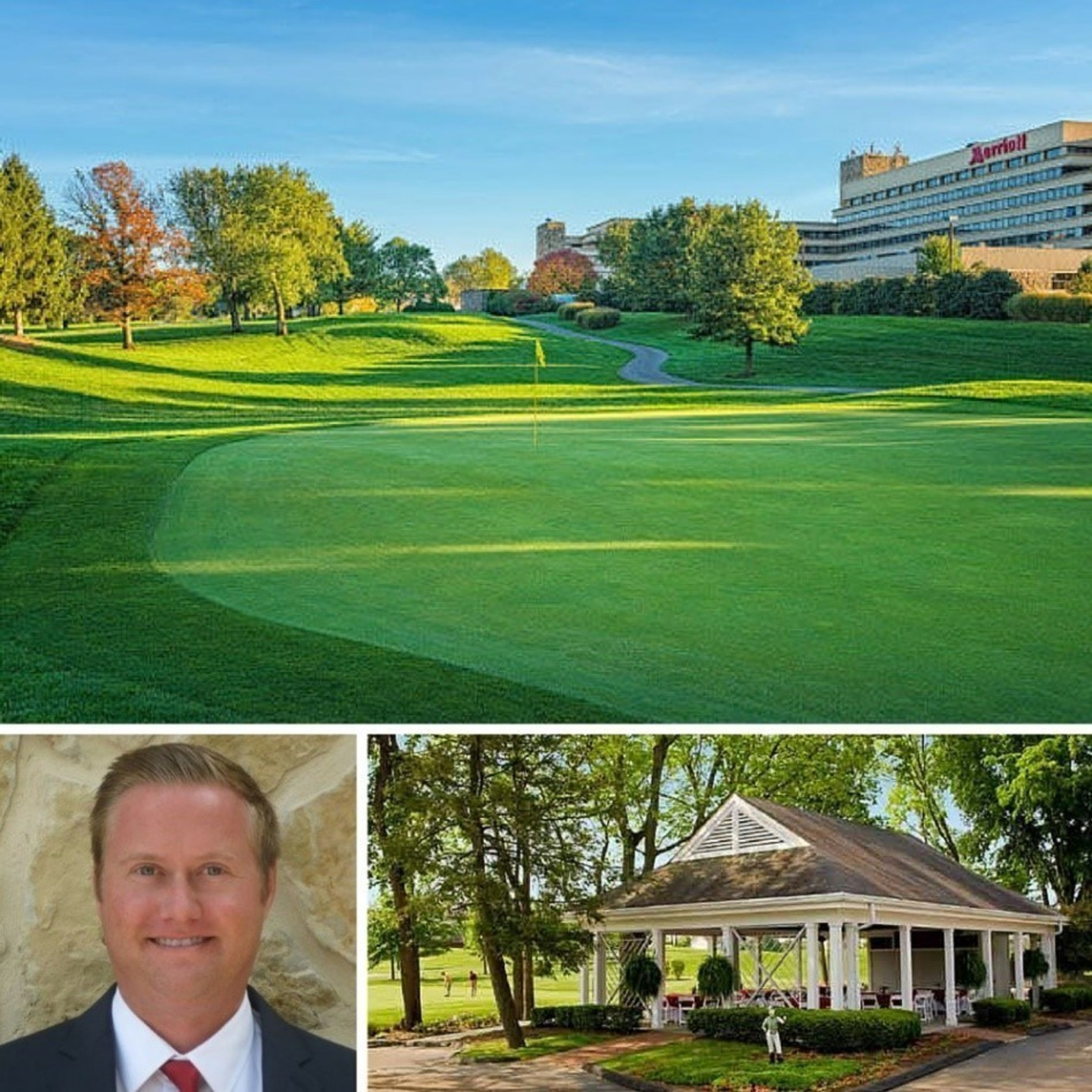 Colin Gooch has been named Director of Golf for the Griffin Gate Marriott Resort & Spa. Griffin Gate Golf Club at the Lexington, KY hotel recently underwent a $1 million bunker renovation under the direction of renowned architect Rees Jones. For information or tee times, visit www.GriffinGateGolf.com or call 1-859-288-6193.