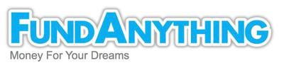 FundAnything Logo. (PRNewsFoto/FundAnything) (PRNewsFoto/FUNDANYTHING)