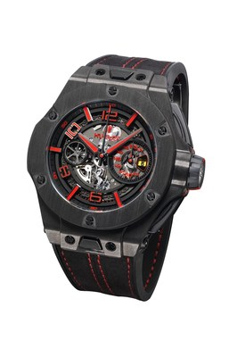 BIG BANG FERRARI - A New Edition of the Iconic Timepiece Created by the Partnership that is Never Short of Imagination